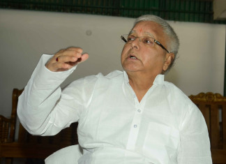 Ailing RJD leader Lalu Prasad to be shifted to AIIMS in Delhi