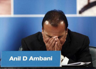 Anil Ambani gets temporary breather from SC in bankruptcy case