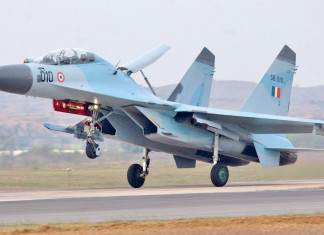 Amid face-off with China, Air Force plans to buy 33 fighter jets from Russia