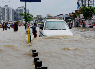 Central Water Commission issues flood forecast for south Gujarat