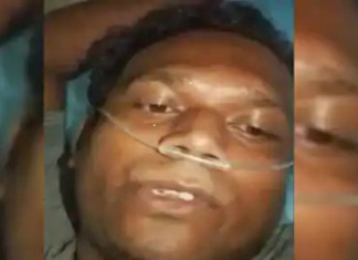 COVID-19 positive man complains of ventilator removal in video message to dad, dies