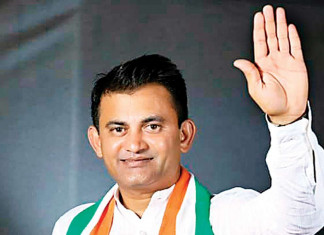 Cong leader Paresh Dhanani warns of protest if Amreli not given its own COVID-19 testing lab