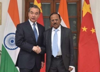NSA Ajit Doval, Chinese foreign minister agree on swift disengagement of troops at LAC