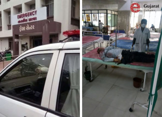 Surat reports its first suicide of a COVID-19 patient