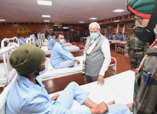 Casting aspersions on treatment of jawans at Leh hospital unfortunate: Indian Army