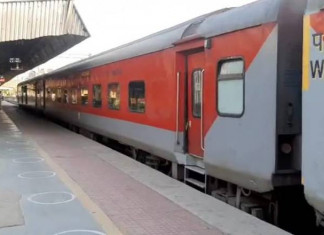 Private train operations to begin by April 2023: Railway Board Chairman VK Yadav