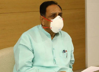 Rupani chairs meeting with expert group of doctors to decide on future COVID-19 strategy for Gujarat