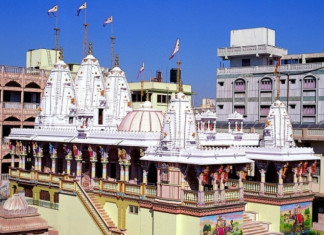 11 saints at Swaminarayan temple in Maninagar test positive for COVID-19