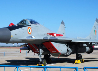 Defence ministry approves acquisition of 33 new fighter jets for IAF from Russia