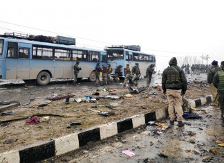 Pulwama Terror Attack: India pays tribute to martyred soldiers