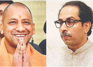 Ensure Vikas Dubey does not become 'Dawood of Nepal' for India, Shiv Sena tells UP govt