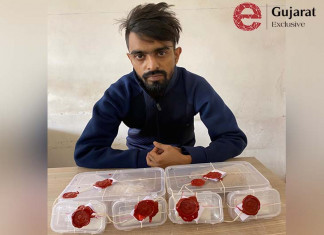 Gujarat ATS arrests man with 1kg MD drugs worth Rs5 crore