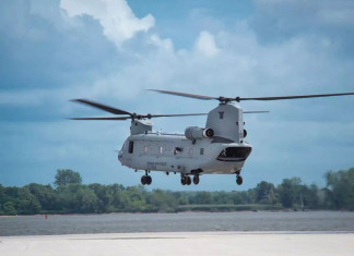 Apache and Chinook adds extra edge to Indian Air Force