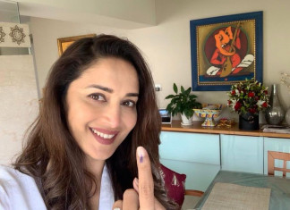 Maharashtra Assembly Election 2019 Voting Celebs Cast Their Vote