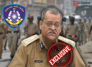 DG Ashish Bhatia given additional charge of Ahmedabad police commissioner