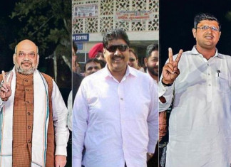 Dushyant rewared for alliance with BJP,as deputy CM and Ajay Chautala will be out of Tihar