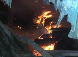 Ahmedabad: Massive fire breaks out in Garment Factory in Narol
