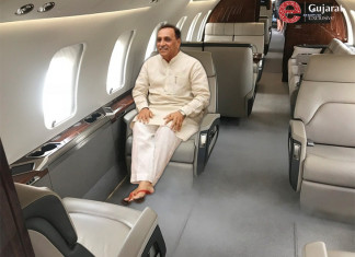 Gujarat Govt Purchase Rs 191 cr Airplane For Rupani