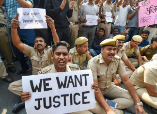 Tis Hazari Court Controversy: Gujarat IPS Association Condemns Violence on Police