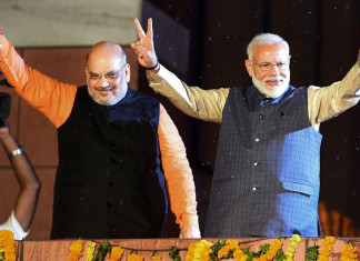 BJP rules the roost in Assembly bypolls in MP, UP and Gujarat