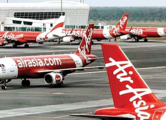 Expanding Air Asia To Start Domestic Flights From Ahmedabad