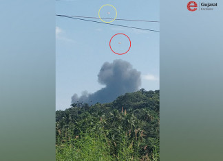 Indian Naval MiG-29 Fighter Aircraft Crashed near Dabolim, Pilots managed to save themselves