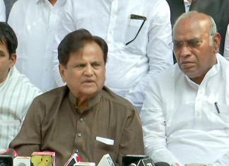Congress angry over BJP government formation in Maharashtra, will be remembered as black day