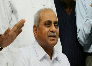 Gujarat Deputy CM Nitin Patel Target NCP's Sharad for Breaking Relations with Congress