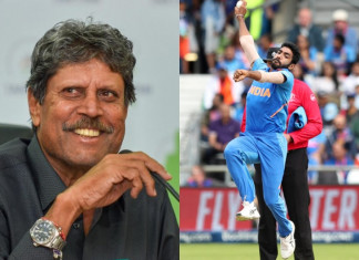 Kapil Dev's big announcement about Indian fast bowler Bumrah
