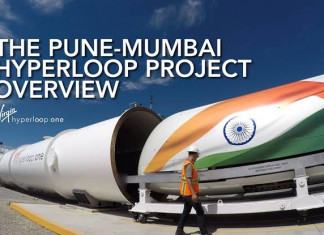 World's First Hyperloop Inches Closer to Reality, Travel Pune to Mumbai in 30 Minutes