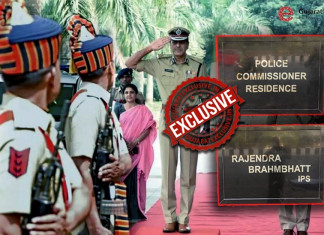 I Am The Police Commissioner, Have to Vacate Bunglow: Surat Commissioner Said to Former CP