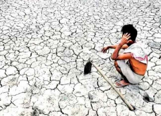 Farmers Threatened Mass Suicide Due to Lack of Irrigation Facility