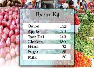 Onion Price Reaches the Sky in Ahmedabad, Ranges from Rs 120-140 Per kg