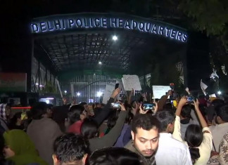 CAA Protests: Jamia Students Stage Protest Against Police Action, Announce Boycott of Classes