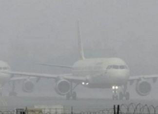 National capital-Delhi is freezing, coldest in 119 years, 450 flights delayed;many cancelled