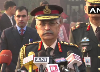 New Army Chief Naravane says All 3 Forces are Ready to Defend India's Borders
