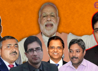 Resignation of 6th IAS officer include Gopinathan, Officers Upset with Policies of Modi Govt