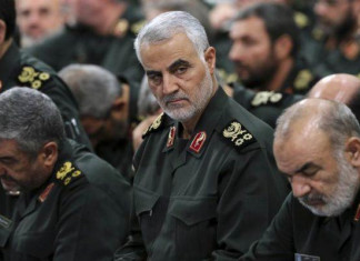 Iran General Qassem Soleimani Died at Baghdad Airport in US Air Strike