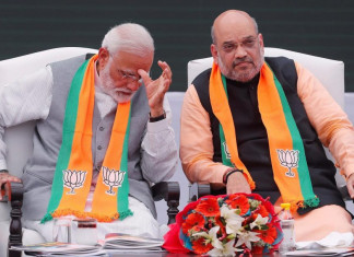 Amit Shah meets PM Modi to discuss lockdown extension