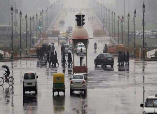 Rain in Delhi-NCR, Mercury Level May Fall in Next Four Days