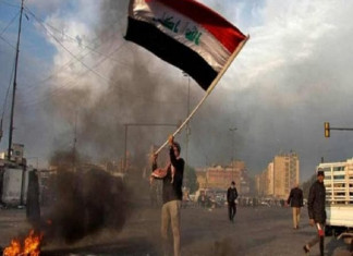 Two Katyusha Rockets Crashed Inside Baghdad's Green Zone