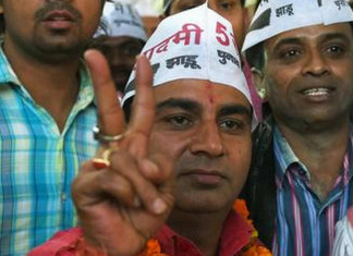 Delhi Elections: AAP MLA ND Sharma Resigns from Party, Accuses Party of Selling Tickets