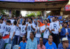 Anti-CAA and NRC Protest Reach Mumbai in Wankhede Stadium, Video Viral on Social Media