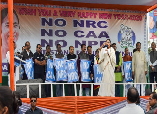 West Bengal will not Participate in NPR Meeting on Jan 17: Mamata Banerjee