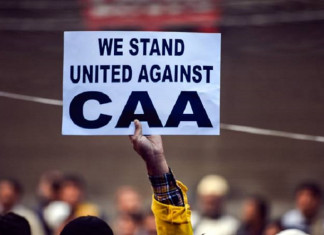 People plan to protest against CAA, NRC, NPR from balconies during Janta Curfew