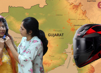 Gujarat Government Makes U-turn on Helmets in HC, Proved False to its Own Minister