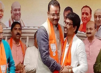 Alpesh Thakor Launches Protest Against BJP Govt Over Alleged Injustice to Women Candidates in LRD Process
