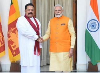 India and Sri Lanka Will Fight Together Against Terror: PM Modi