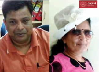 Negligence of Chiripal Group, One Month Old Daughter Lost Her Father