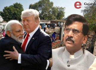 Preparation for Donald Trump's India Visit Shows 'Slave Mentality', Says Shiv Sena